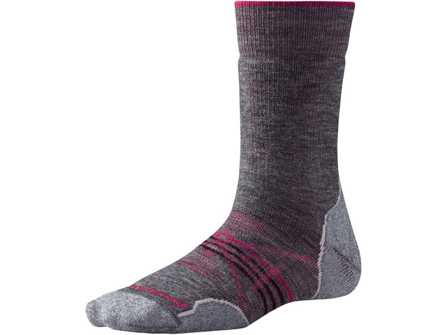 Smartwool PhD Outdoor Medium Strømper Damer, medium gray